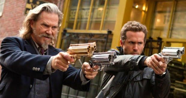 R.I.P.D First Trailer Arrives! Starring Ryan Reynolds, Jeff Bridges