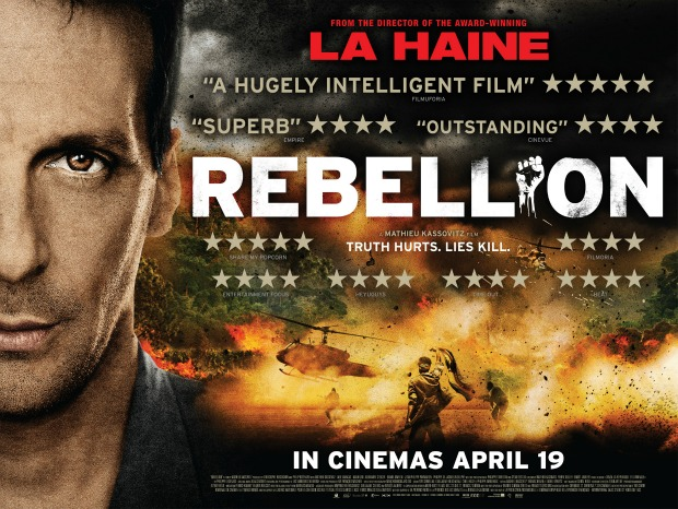 Win! Tickets To Rebellion Q+A With Actor / Director Matthieu Kassovitz