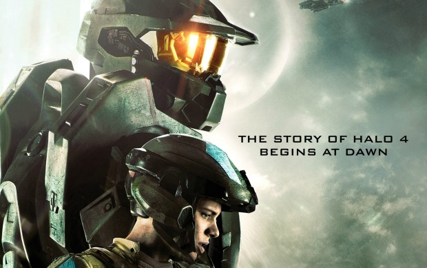 Win Halo 4: Forward Unto Dawn on DVD