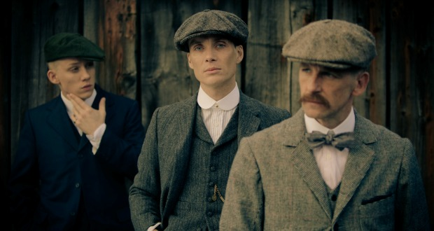 Cillian Murphy's Peaky Blenders To Premier First Episodes At Edinburgh