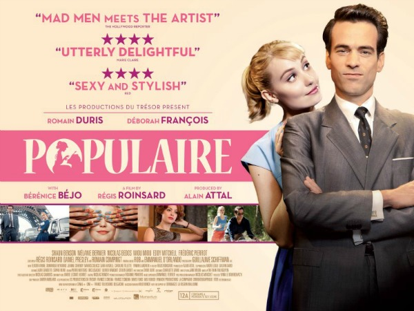 Win a vintage DVD bundle with Populaire!