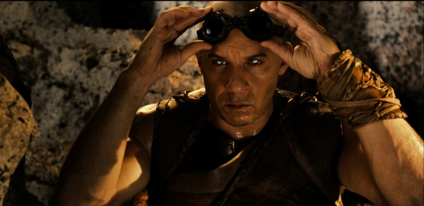 Rule The Dark, Watch The Trailer, The Riddick Full Trailer