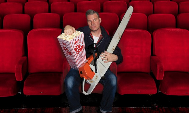 Mark Kermode To Celebrate His 50th With A full orchestra Amongst Special Guests