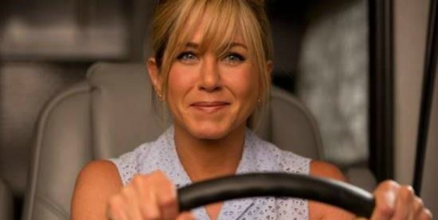 Stripping For Drugs In Red Band UK Trailer For We're The Millers