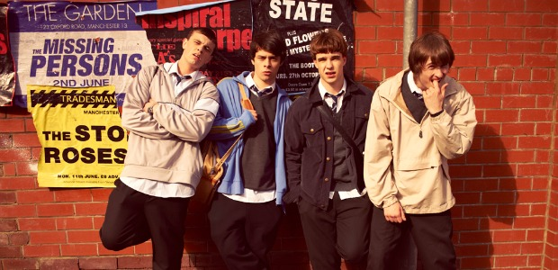 Win great music film DVDs with SPIKE ISLAND!
