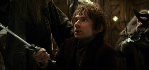 The First The Hobbit:The Desolation Of Smaug UK Trailer Is Here!