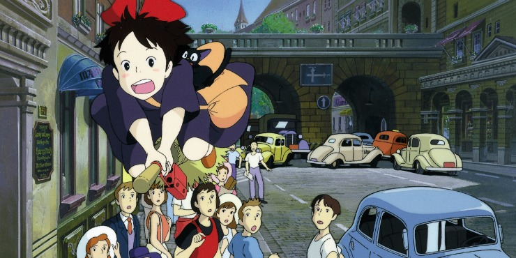 Kiki's Delivery Service (1989) Blu Ray Review