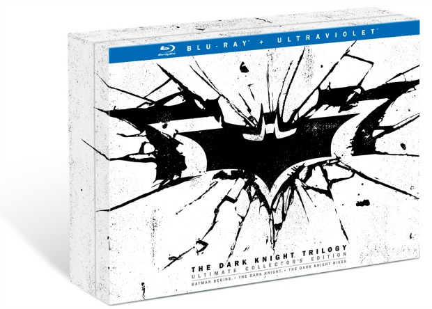 The Dark Knight Trilogy Ultimate Edition coming to Blu-ray in October
