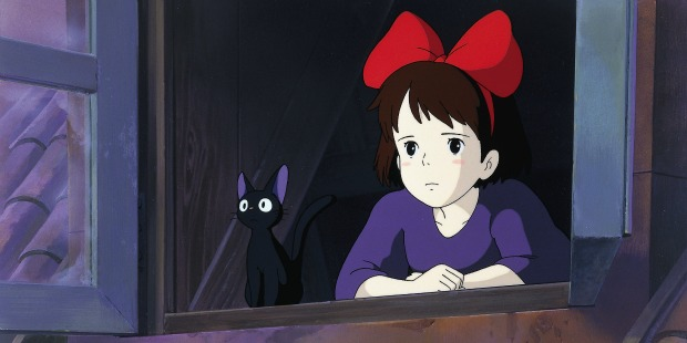 Win the Kiki's Delivery Service and Grave of the Fireflies On Blu-ray