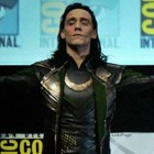 Tom Hiddleston Surprises Fans at  San Diego Comic Con 2013