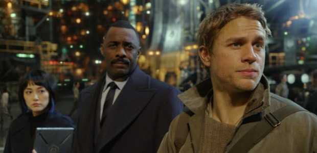 Go Big One More Time For Pacific Rim Goodies (+exclusive IMAX Banners)
