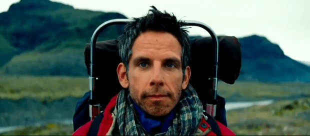Welcome To Walter's World In First Secret Life Of Walter Mitty Trailer
