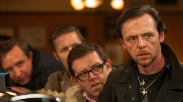 'Finish Your Drinks' And Watch UK TV Spot For The World's End