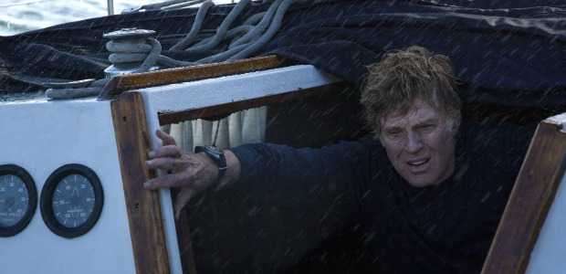 Robert Redford Is Adrift in UK Trailer For All Is Lost