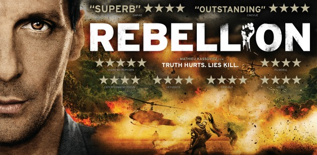 Win Matthieu Kassovitz's Rebellion DVD Including La Haine DVD And Signed Postcard