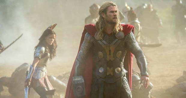 When Thor Becomes King, Watch New Thor:The Dark World Featurette