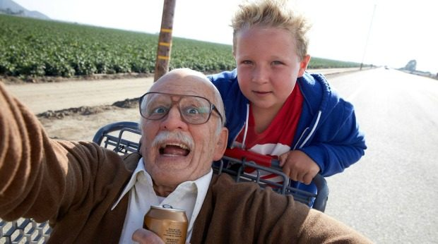 Competition – Win Vue cinema tickets with Bad Grandpa!