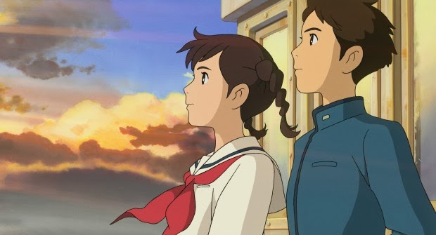 WIN FROM UP ON POPPY HILL ON BLU-RAY