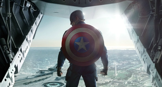 Avenger With A conscience Watch Captain America:The Winter Soldier UK Trailer