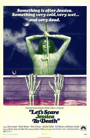 31 Days of Horror: Day 28- Let's Scare Jessica to Death (1971)