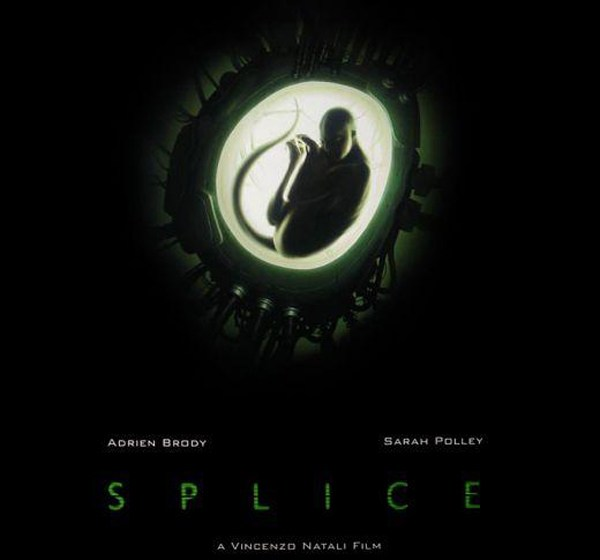 31 Days of Horror: Day 17- Splice (2009)