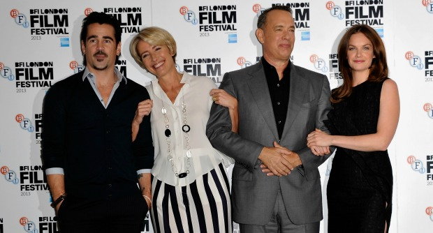 SAVING MR BANKS, London Press Conference – 20th October, 2013