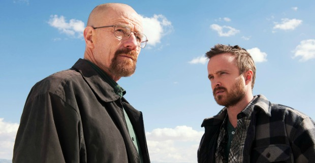 Breaking Bad: The men responsible for its genius