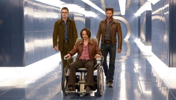 X-Men:Days Of Future Past First Trailer Time Warps Online!