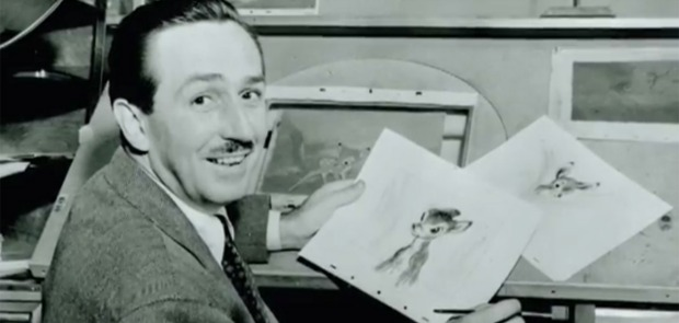 Fun Facts about Mr Walt Disney