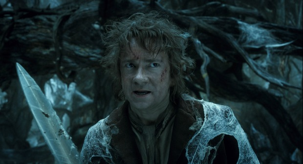 Bilbo Enters The Lair In New The Hobbit:The Desolation Of Smaug TV Spots