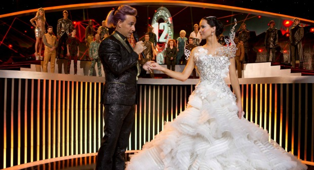 Review – The Hunger Games: Catching Fire