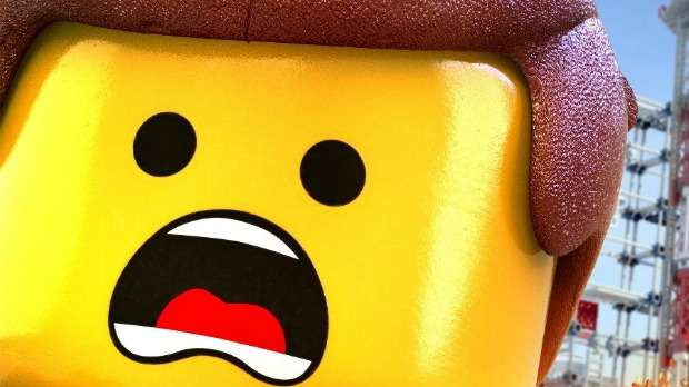 Build The Bricks Against Piracy In New Lego The Movie Trailer
