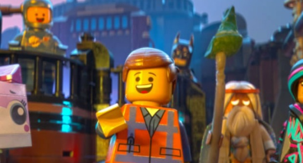 Building Nostalgic Blocks In New Trailer For Lego:The Movie