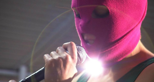 Win Pussy Riot: A Punk Prayer On DVD