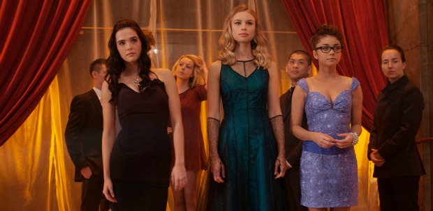 The UK Vampire Academy Trailer Bites Into Teen Vampire Genre