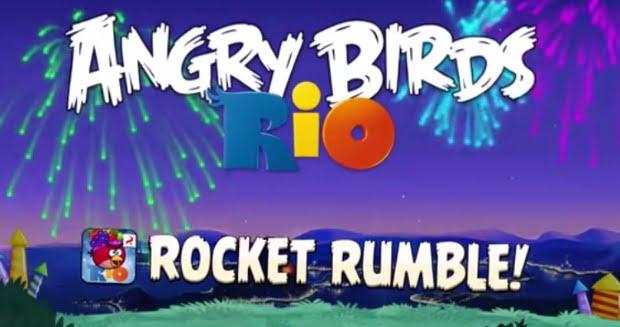 RIO 2 Go Angry Birds In New Partnership