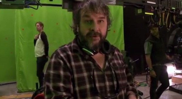 New The Hobbit: The Desolation Of Smaug Production Blog Plus Clips