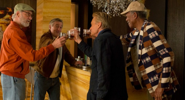 Watch Exclusive Last Vegas Behind The Scenes Featurette