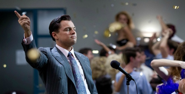 Watch New Featurettes For Martin Scorsese's The Wolf Of Wall Street