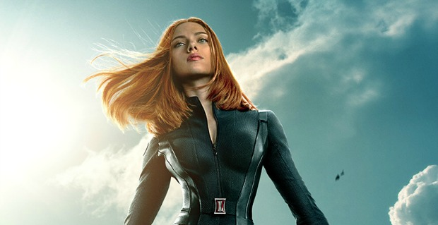 Strike A Pose In New Captain America: The Winter Soldier Posters