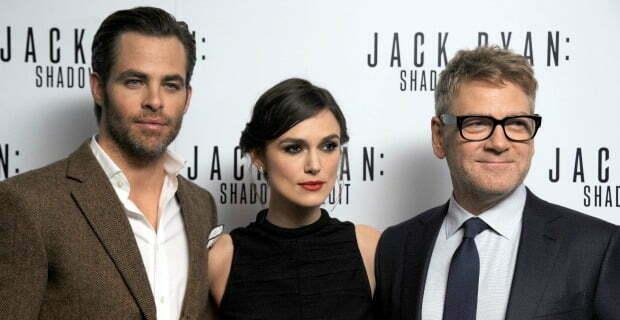 Jack Ryan: Shadow Recruit European Premiere Report Plus Clips
