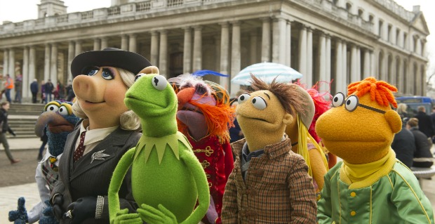 Spot The Real Frog In New Muppets Most Wanted Trailer