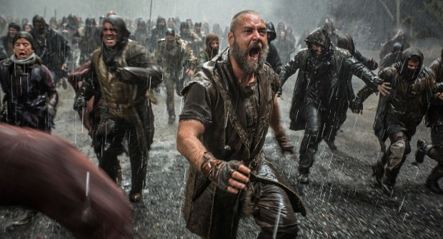 Watch New Noah TV Spots Plus Film To Be Released 2D In UK