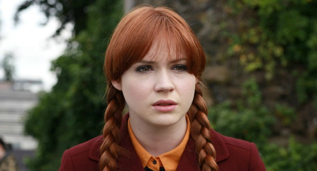 Win Not Another Happy Ending On DVD Starring Karen Gillan
