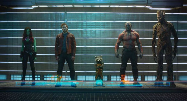Kaboom! The UK Trailer For The Guardians Of The Galaxy Is Here!
