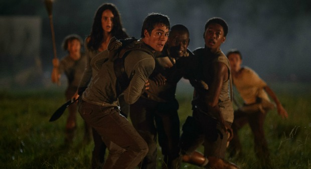 Will You Be The First? Watch First Trailer For The Maze Runner
