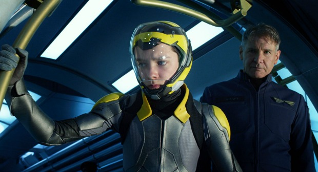 Blu-ray Review – Ender's Game (2013)