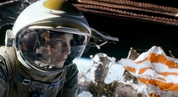 Blu-ray (3D) Review – Gravity