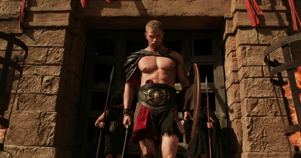 Watch New Clip And TV Spot For The Legend Of Hercules