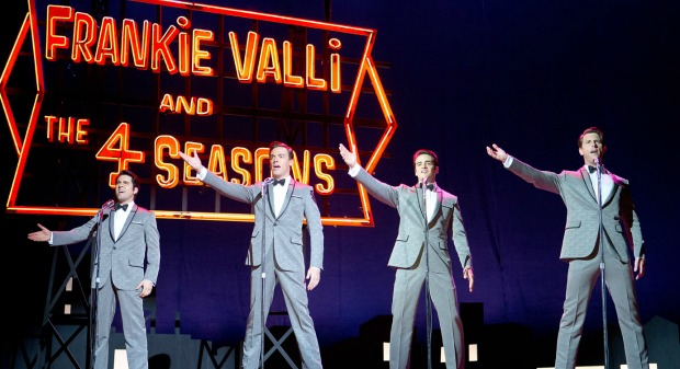 Big Girls Don't Cry They Watch First UK Trailer For Jersey Boys